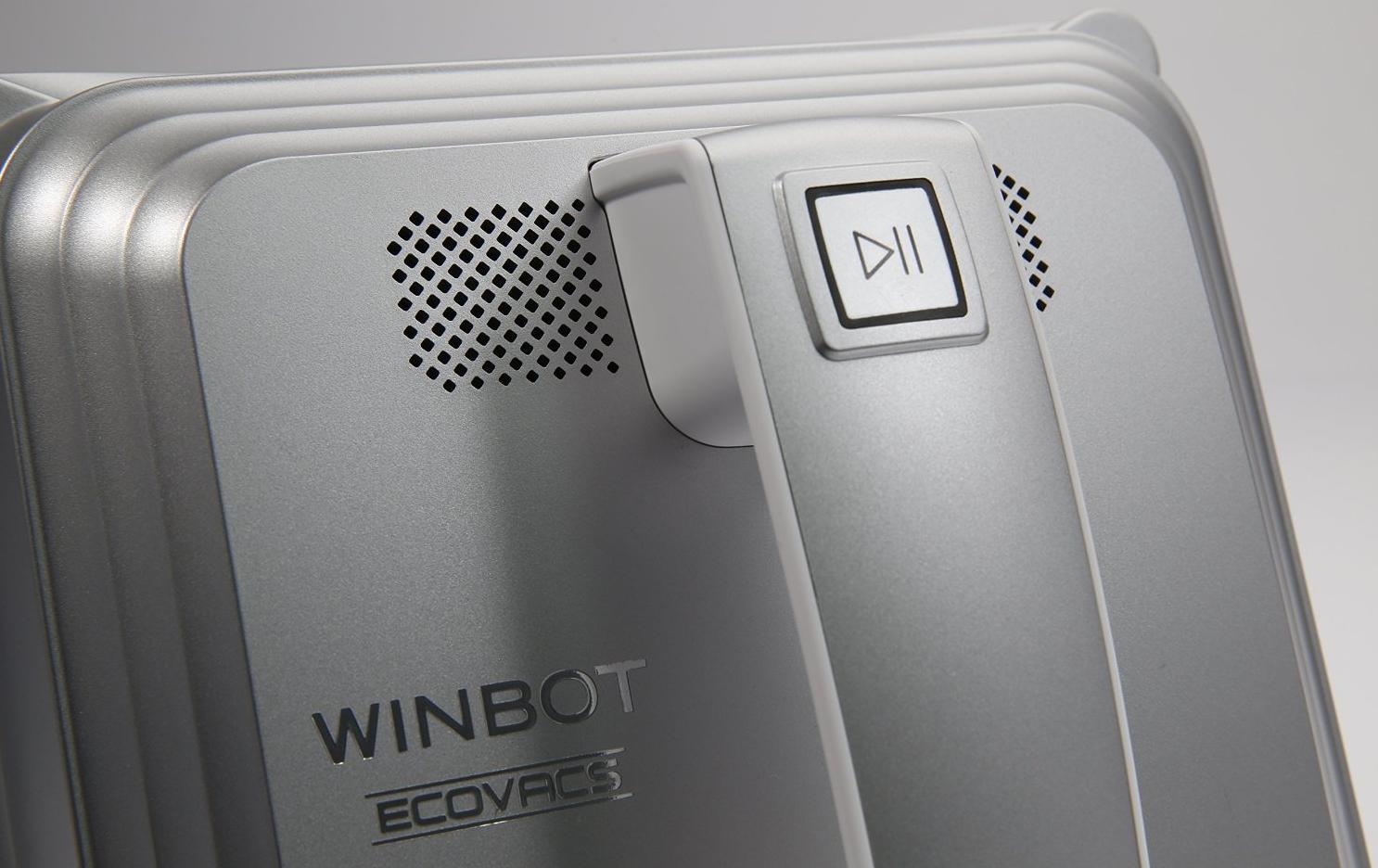 ivo grandi pr myslov vysava e vysava e isti e ecovacs winbot w830 robotick isti. Black Bedroom Furniture Sets. Home Design Ideas