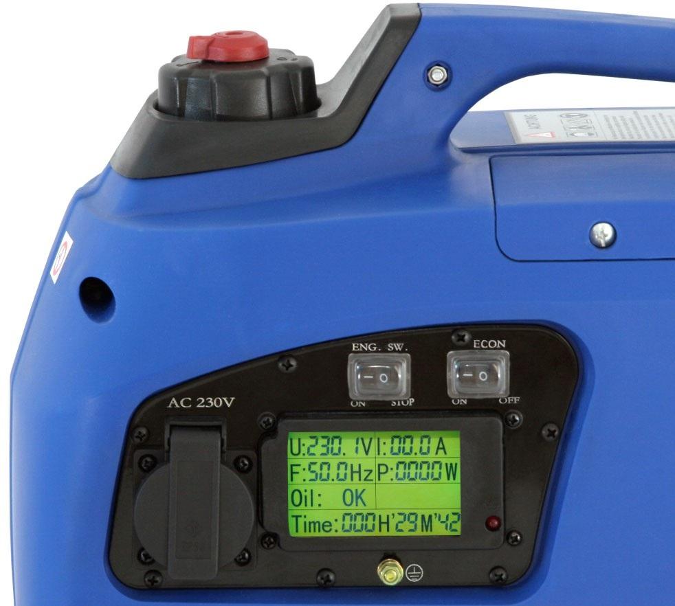 ivo grandiČ - elektrocentrály - denqbar - 1,2 kw digitální