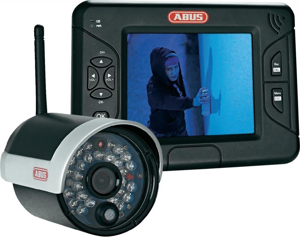 ivo grandi zabezpe ovac syst my abus tvac15000 sada tft monitor ir kamera wlan 2 4ghz abus. Black Bedroom Furniture Sets. Home Design Ideas