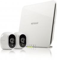 NETGEAR VMS3230 video server Arlo Security System, 2x HD Camera