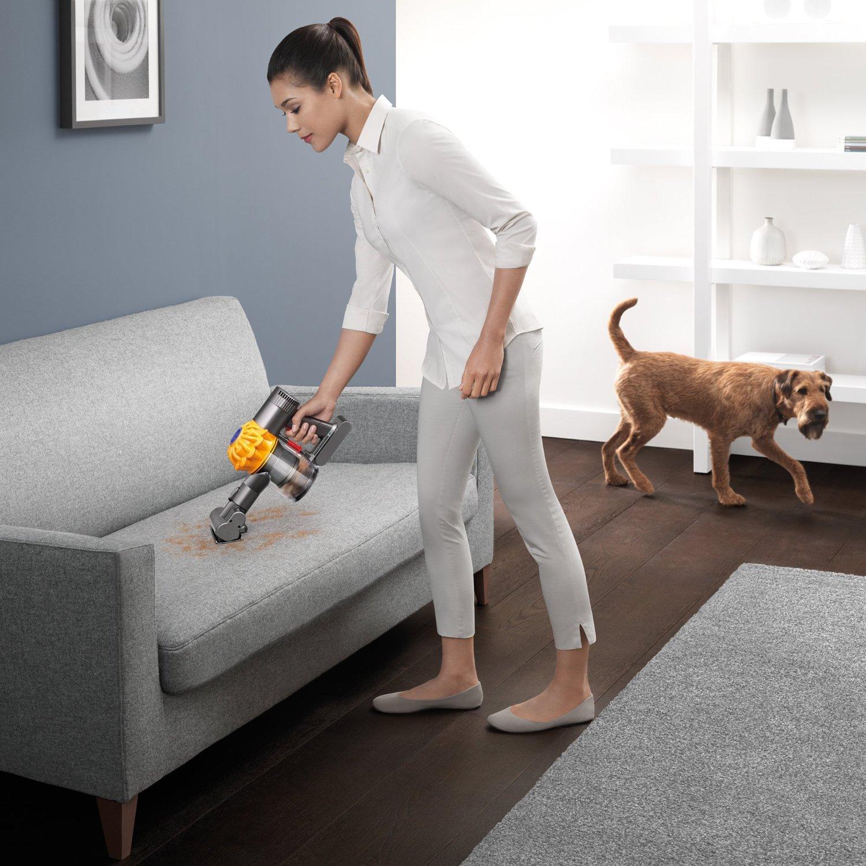 Dyson v6 top dog инструкция дайсон