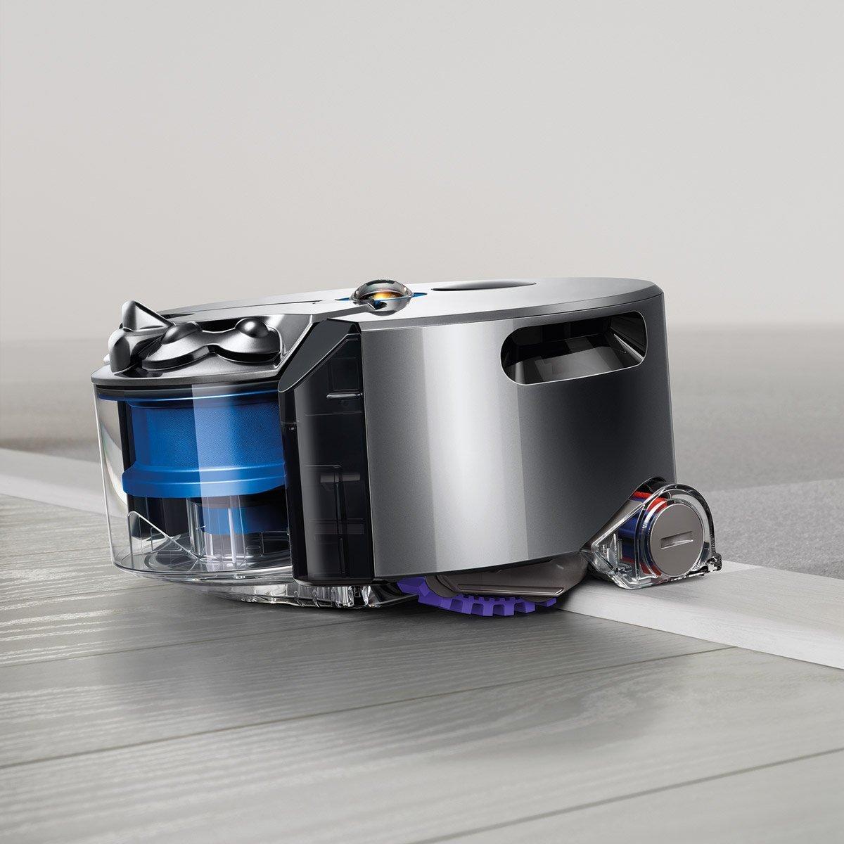Dyson 360 eye vacuum купить аккумулятор для пылесоса дайсон dc 35