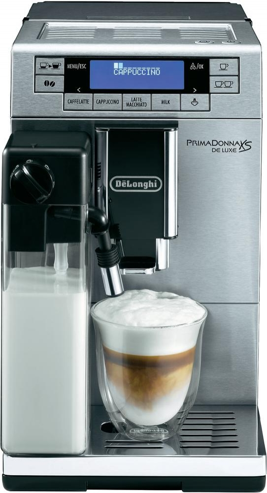 4b2214d48 Ivo GRANDIČ - Kávovary - DéLonghi - ETAM 36.365.M Espresso kávovar ...
