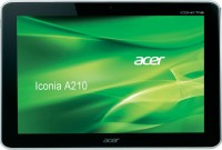 Iconia A210 Internet Tablet 25,6 cm Acer